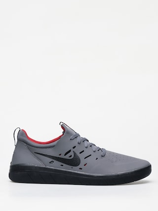 Buty Nike SB Nyjah Free (dark grey/black gym red)