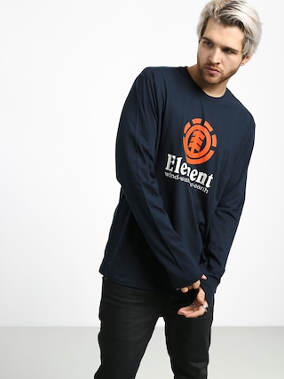 Longsleeve Element Vertical (eclipse navy)