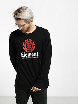 Longsleeve Element Vertical (flint black)