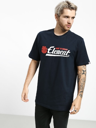 T-shirt Element Signature (eclipse navy)