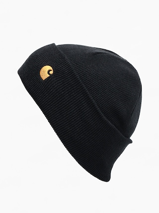 Czapka zimowa Carhartt WIP Chase (black/gold)