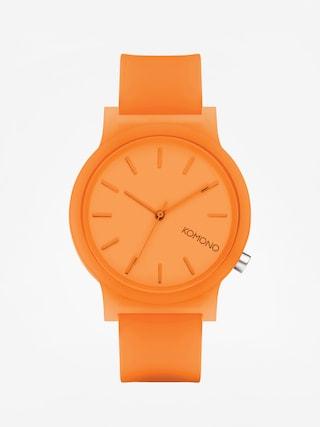 Zegarek Komono Mono (neon orange glow)