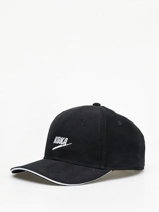 Czapka z daszkiem Koka Fake ZD (black)