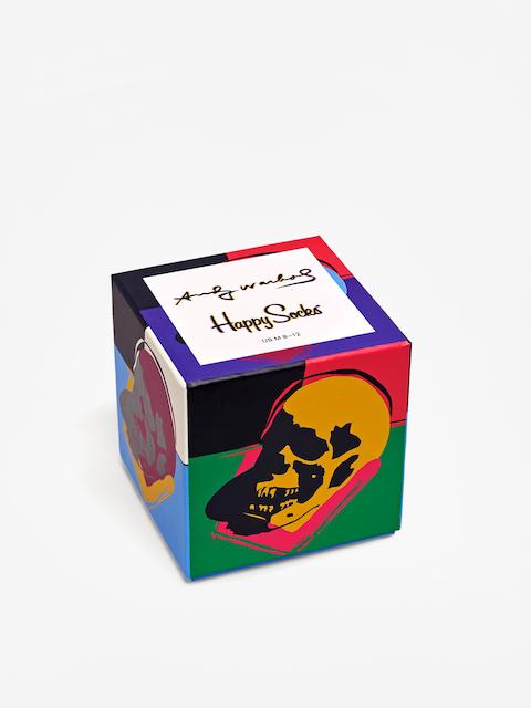 Skarpetki Happy Socks Andy Warhol 3pak (multi)