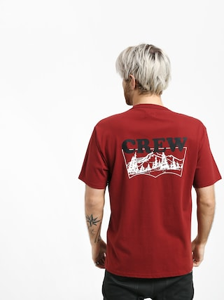 T-shirt Levi's Lsc Core (red)