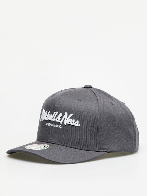 Czapka z daszkiem Mitchell & Ness Script High Crown 110 ZD (charcoal)