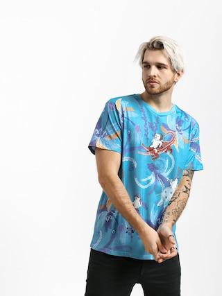 T-shirt RipNDip La March (teal)