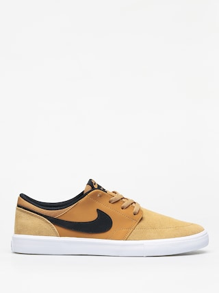 Buty Nike SB Solarsoft Portmore II (wheat/black white)