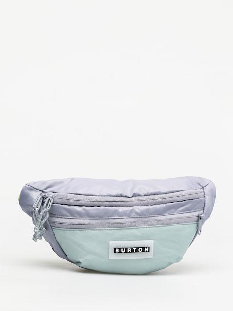Nerka Burton Hip Pack (lilac gray flt satin)