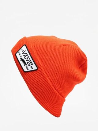 Czapka zimowa Vans Milford (spicy orange)