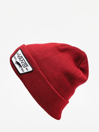 Czapka zimowa Vans Milford (biking red)