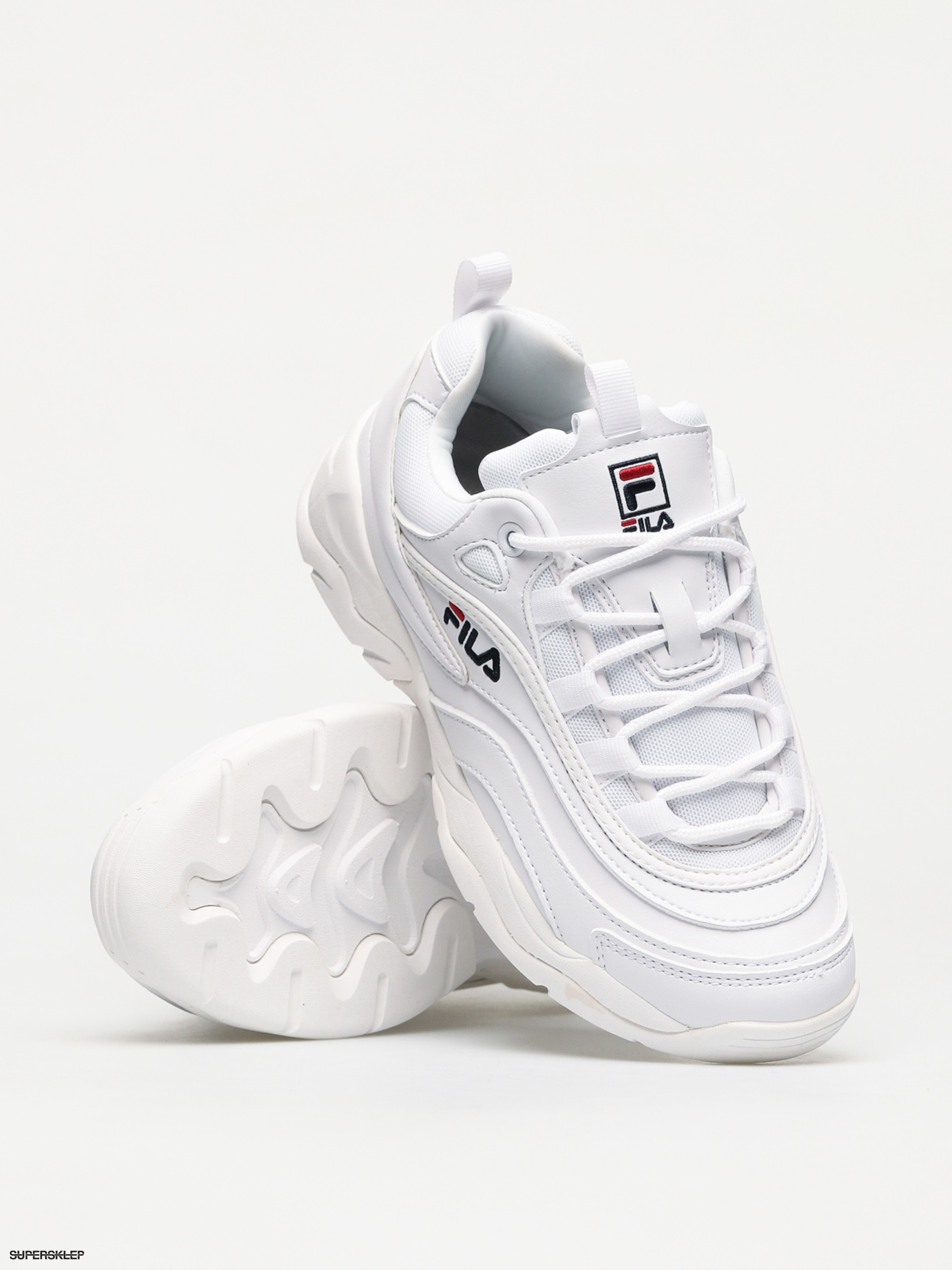 Buty Fila Ray Low Wmn (white)