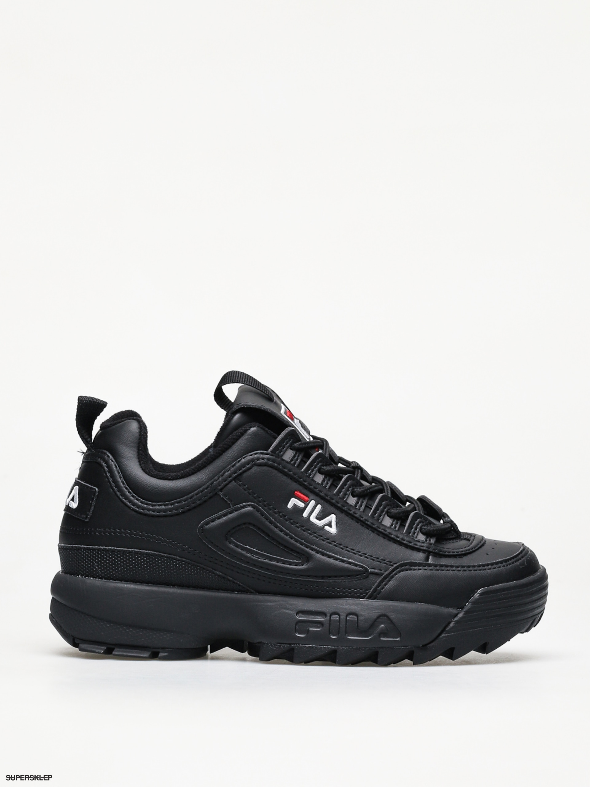 Buty Fila Disruptor Low Wmn (blackblack)