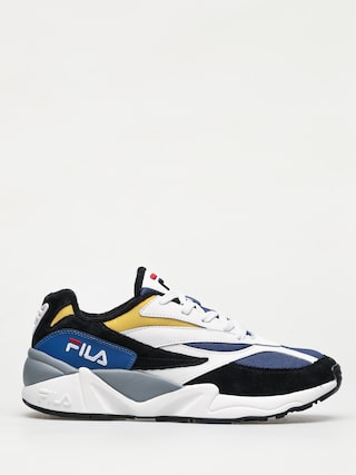 Buty Fila V94M Low (black/white/citrus)
