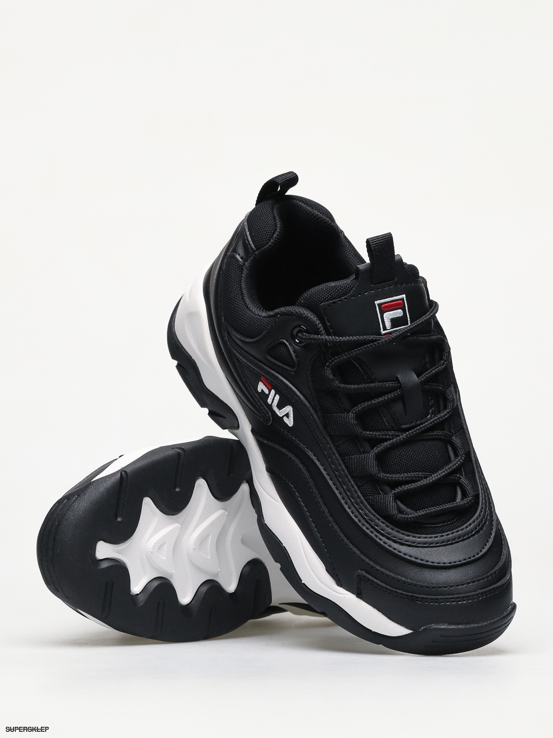 Buty Fila Ray Low Wmn (black)