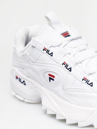 Buty Fila D Formation (white/fila navy/fila red)