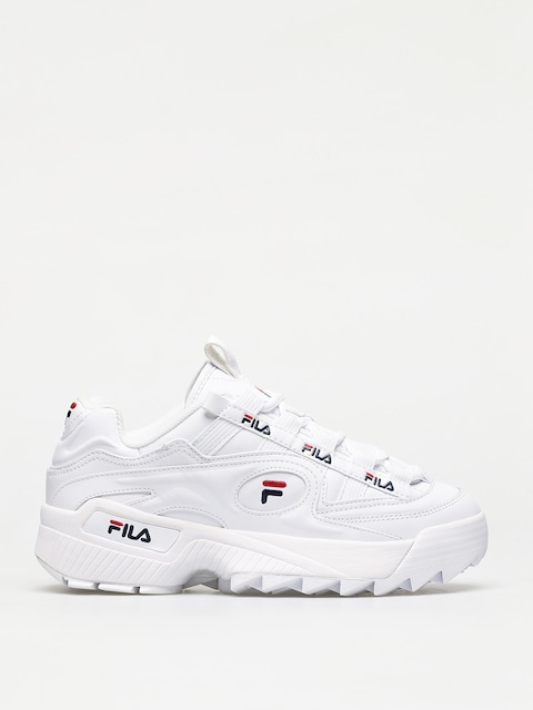 Buty Fila D Formation Wmn (white/fila navy/fila red)
