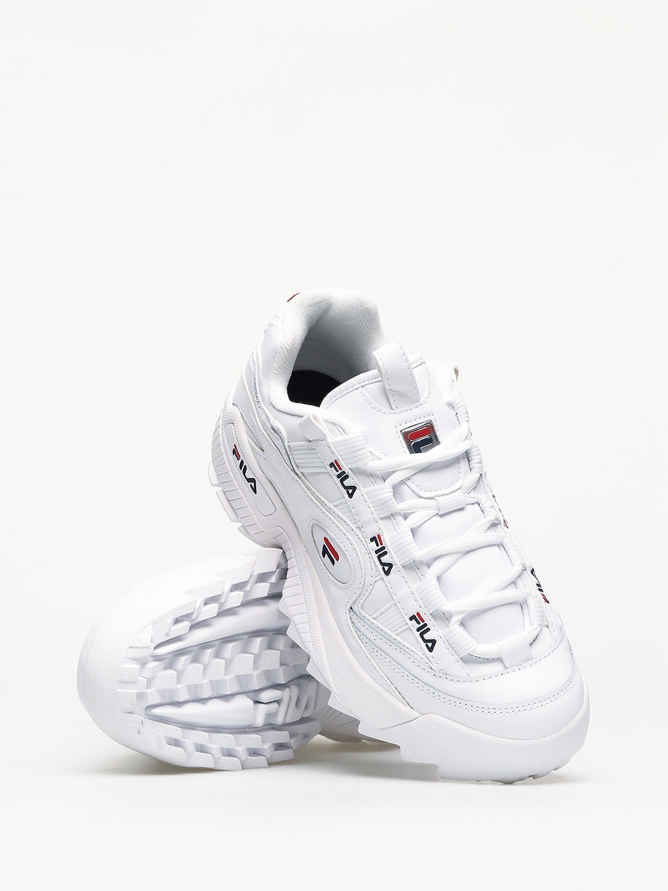 Buty Fila D Formation Wmn (whitefila navyfila red)