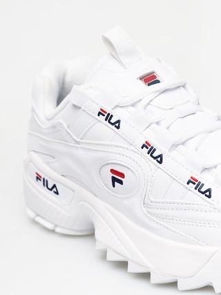 Buty Fila D Formation Wmn (white/fila navy/fila red)