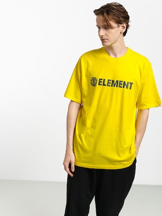 T-shirt Element Blazin (bright yellow)
