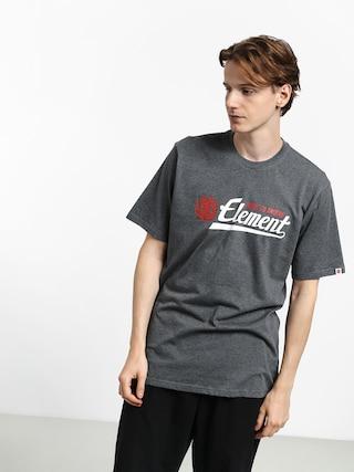 T-shirt Element Signature (charcoal heathe)