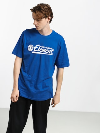 T-shirt Element Signature (nautical blue)