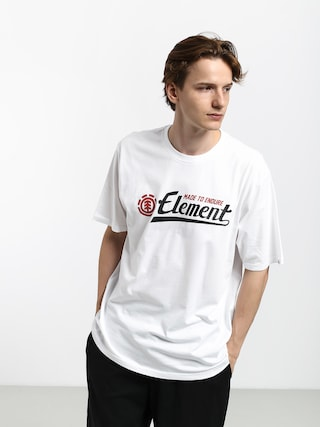 T-shirt Element Signature (optic white)