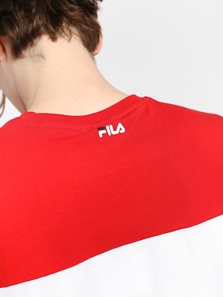 T-shirt Fila Day (true red/black/bright white)