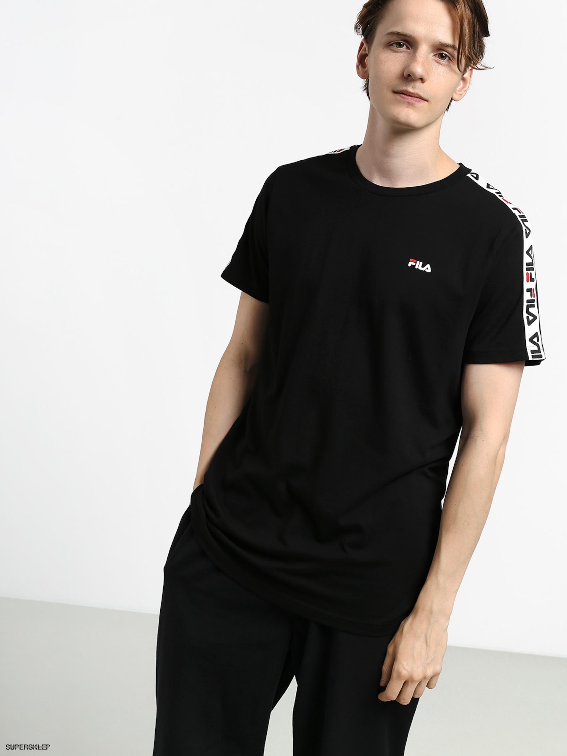 T shirt Fila Vainamo (black)