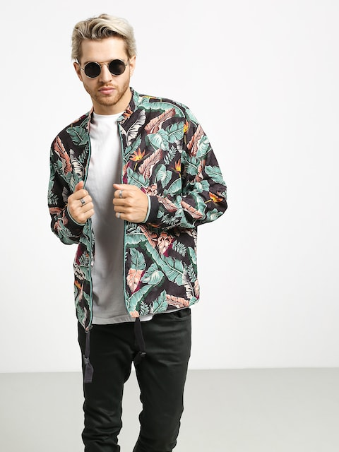 Kurtka Diamond Supply Co. Tropical Paradise (black)
