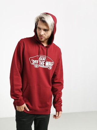 Bluza z kapturem Vans Otw HD (biking red)