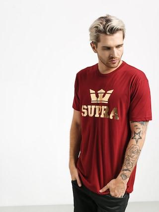 T-shirt Supra Above Regular (rose/gold)