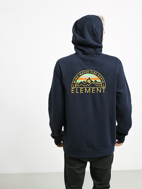 Bluza z kapturem Element Odyssey HD (eclipse navy)