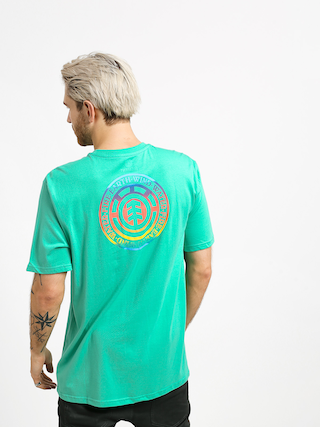 T-shirt Element Seal Gradient (mint)