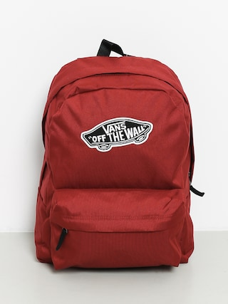 Plecak Vans Realm Wmn (biking red)