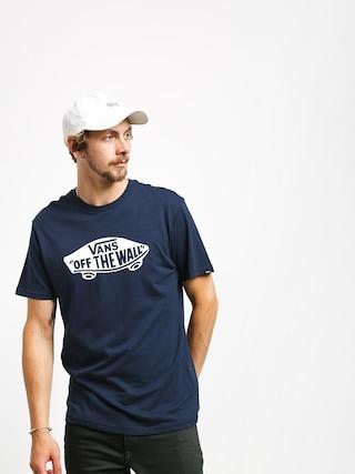 T-shirt Vans Otw (dress blues/white)