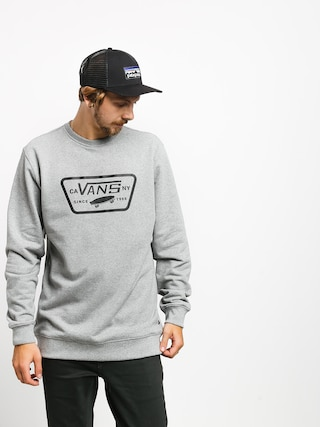 Bluza Vans Full Patch (cement heather)