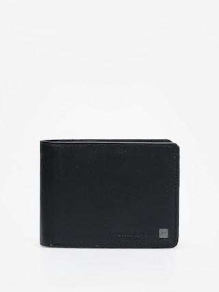 Portfel Quiksilver Mack Ix (black black)