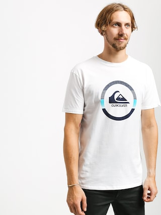 T-shirt Quiksilver Snake Dreams (white)