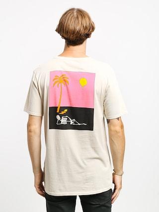 T-shirt Quiksilver Dead Island (brazilian sand)