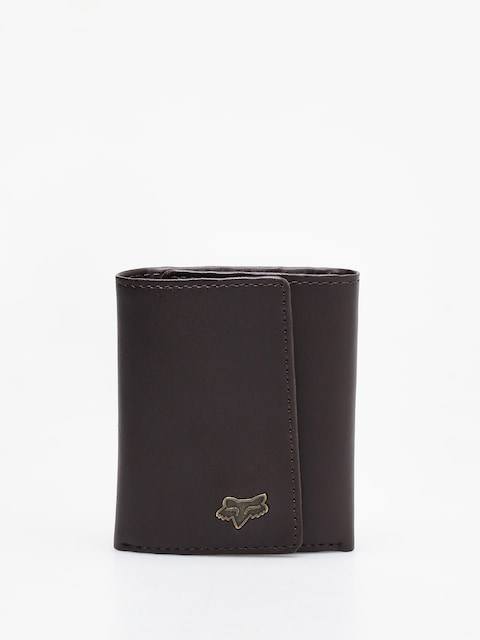 Portfel Fox Trifold Leather