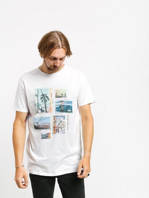 T-shirt Quiksilver Island Location