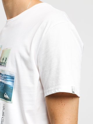 T-shirt Quiksilver Island Location (white)