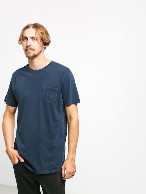T-shirt Quiksilver Above The Lip (moonlit ocean)