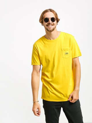 T-shirt Quiksilver Above The Lip (sulphur)