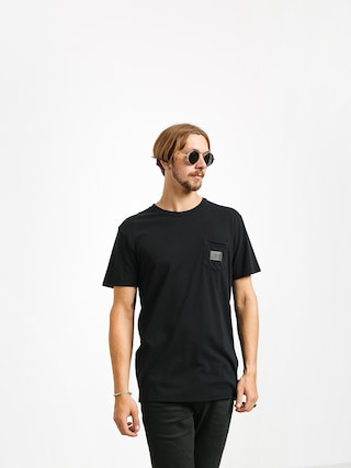 T-shirt Quiksilver Above The Lip (black)