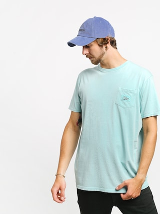 T-shirt Quiksilver Above The Lip (pastel turquoise)