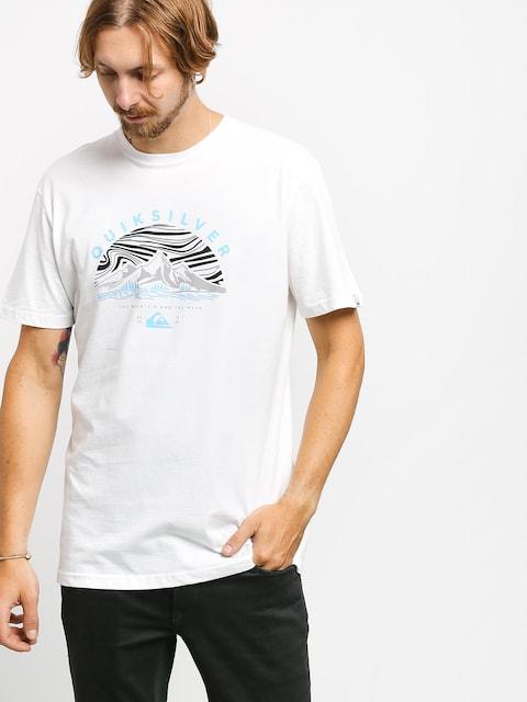 T-shirt Quiksilver Dunescape (white)