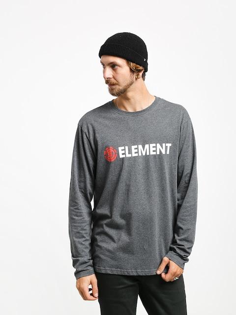 Longsleeve Element Blazin (charcoal heathe)