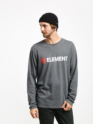 Longsleeve Element Blazin (charcoal heathe)